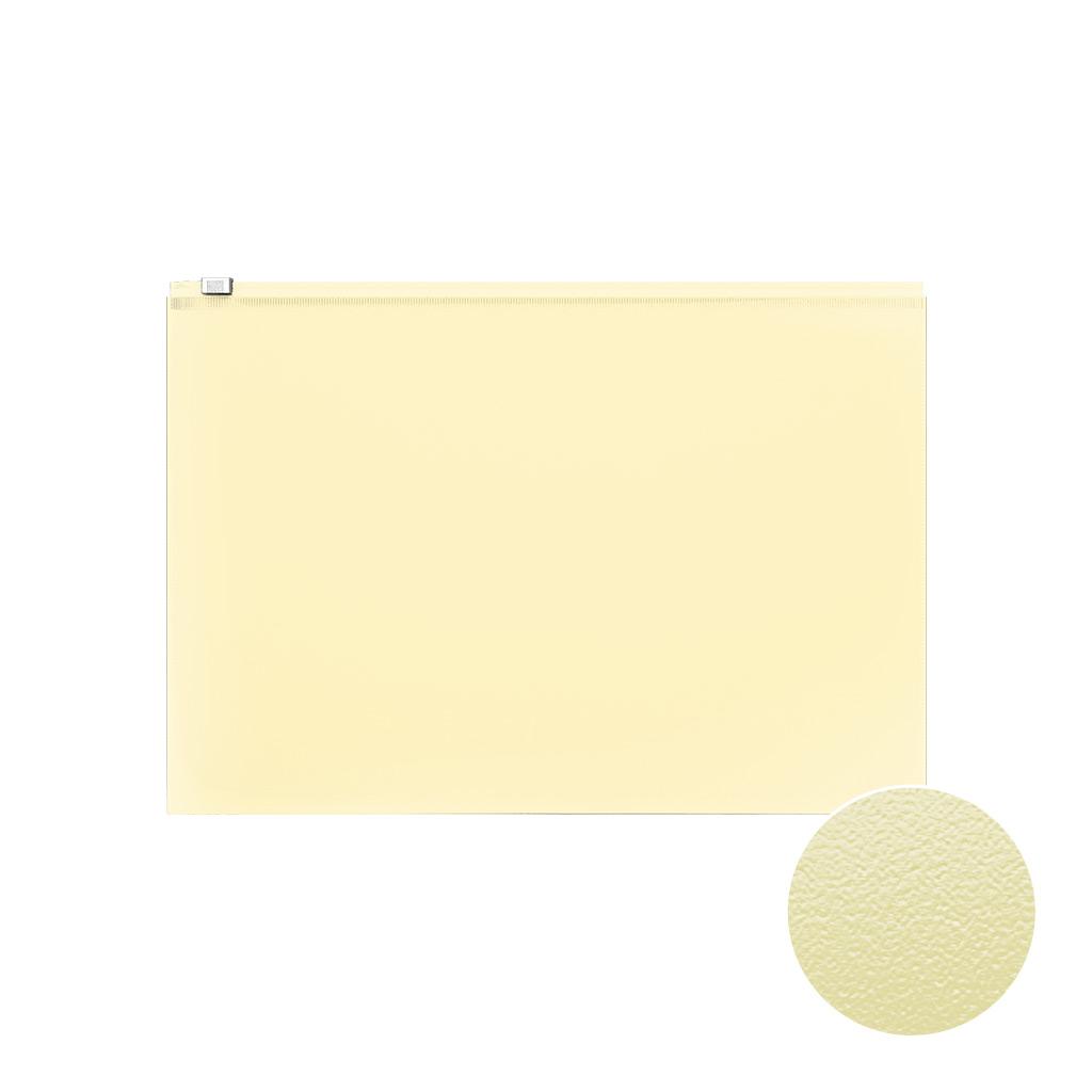 Папка-конверт А4 на молнии EK Fizzy Pastel, ассорти