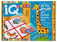 Игра Лото Слоги. Учимся читать! Пластиковое лото для малышей