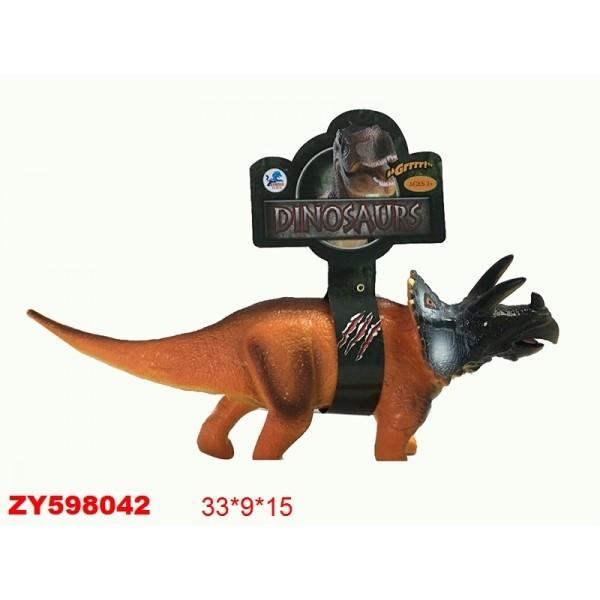 из ПВХ Динозавр Паразауролофы