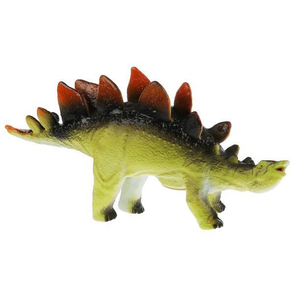 из ПВХ Динозавр Стегозавры