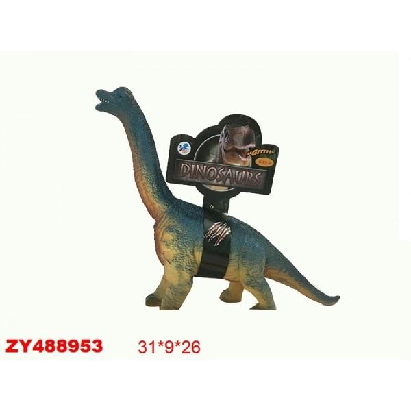 из ПВХ Динозавр Брахиозавр