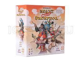 Игра Настольная Кольт супер экспресс
