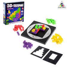 Игра Головоломка 3D-ТЕТРИС