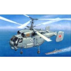 Сборная модель Ка-27 Советский противолодочный вертолет 1/72