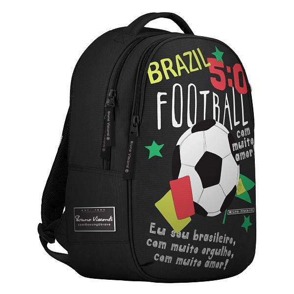 Рюкзак эргономич. BV Футбол Чемпионы Бразилия