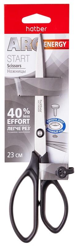 Ножницы 230 мм Hatber START Лёгкий Рез