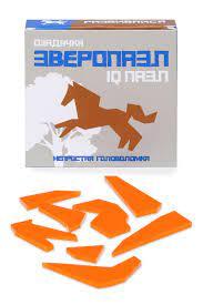 Игра Головоломка ОЗАДАЧКА Лошадь