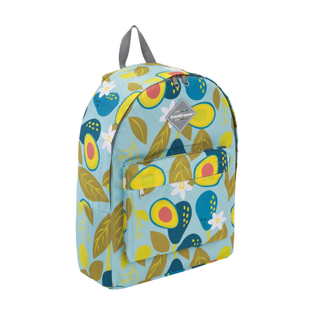 Рюкзак молодежный EK Avocado Day