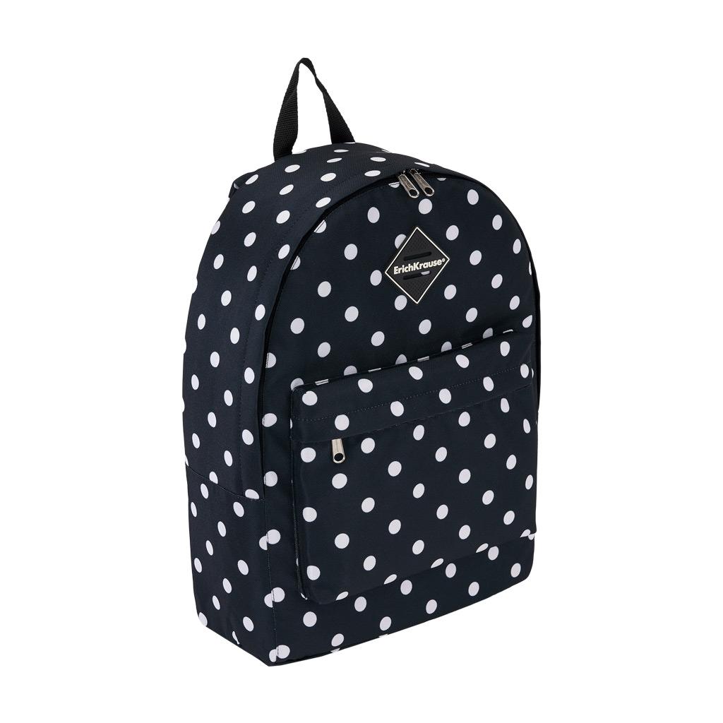 Рюкзак молодежный EK Dots in Black
