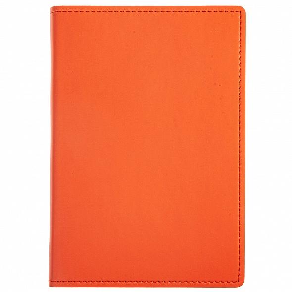 Ежедневник А6 Porcellana Tinge оранжевый