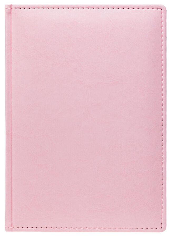 Ежедневник А6 Porcellana Tinge розовый