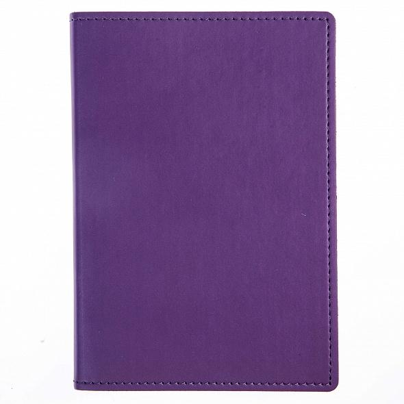 Ежедневник А6 Porcellana Tinge фиолетовый