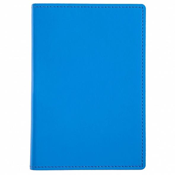 Ежедневник А6 Porcellana Tinge голубой