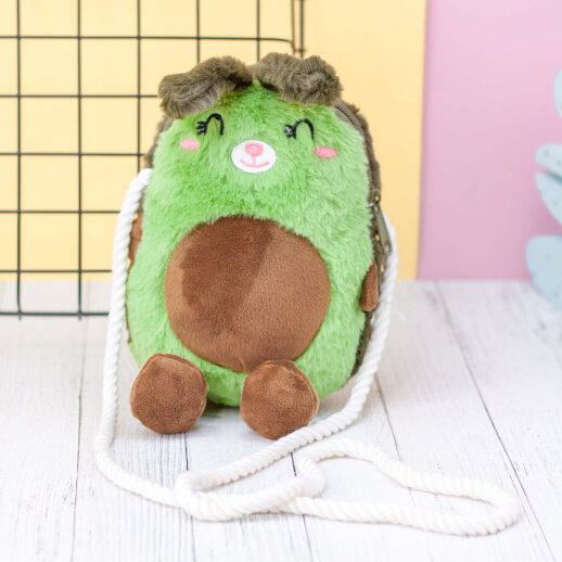 Рюкзак детский Алеф Hare-avocado green Авокадо