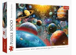 Пазл 1000 Trefl 10624 Вселенная
