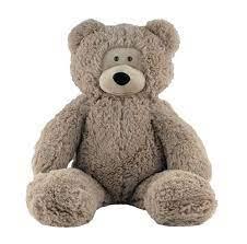 Мягконабивная TALLULA Медведь 90см