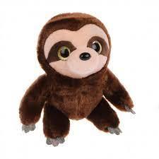 Мягконабивная Крошка Ленивец 15см