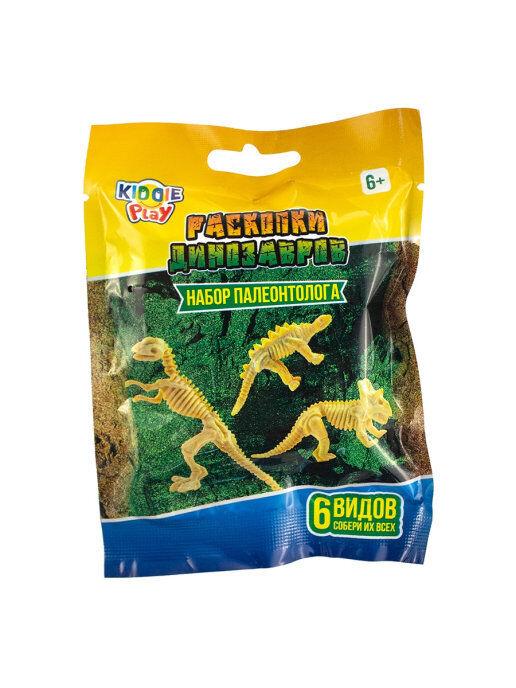 Набор для исследования Раскрпки Динозавры Набор палеонтолога