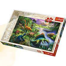 Пазл 260 Trefl 13214 Динозавры