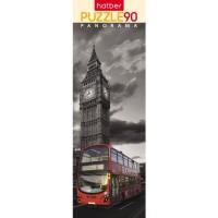 Пазл 90 Панорама Небо Лондона