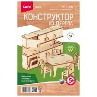 Конструктор из дерева Мебель Кухня