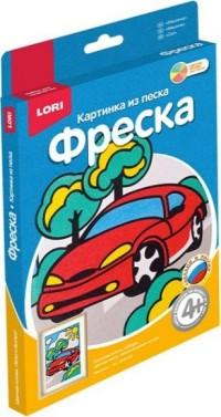 Фреска Машинка