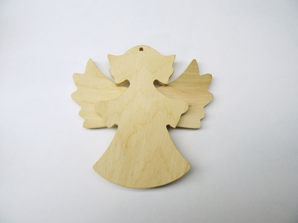 Заготовка НГ дерево Ангел