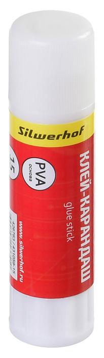 Клей-карандаш 15гр Silwerhof