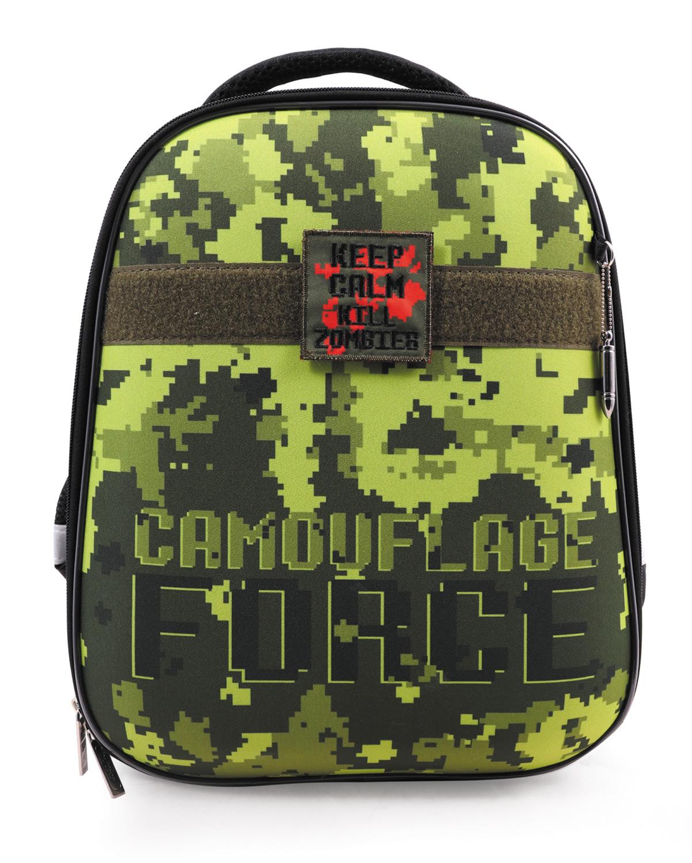 Ранец панцирный Hatber Camouflage Force