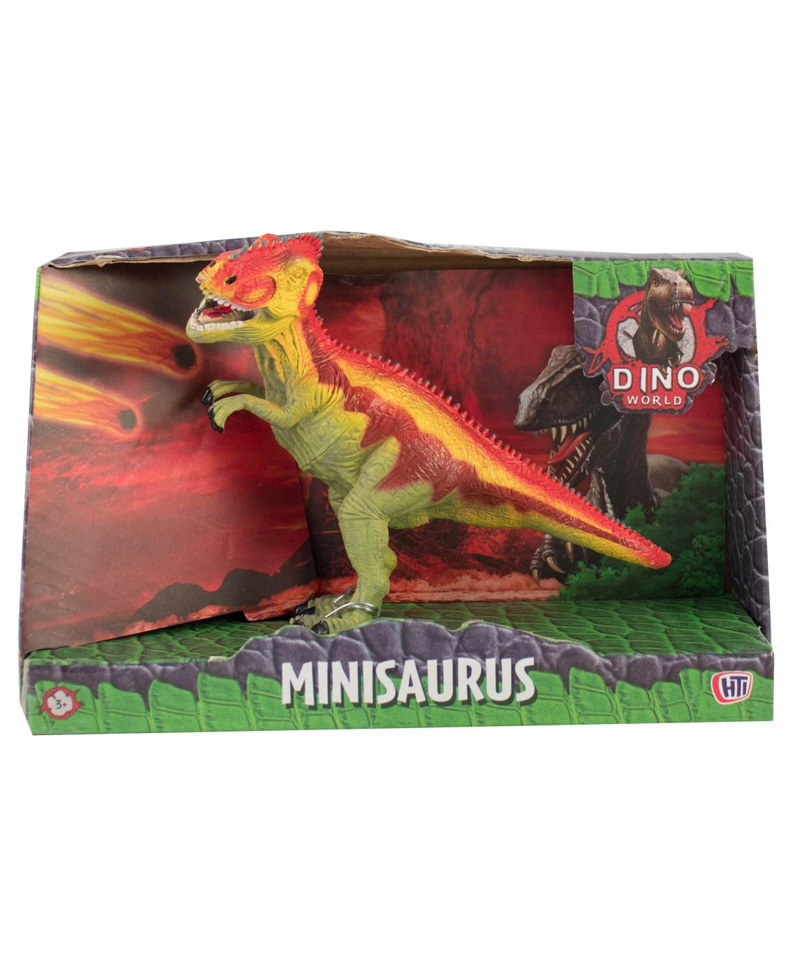 Фигурка Динозавра Dino World Аллозавр 16 см