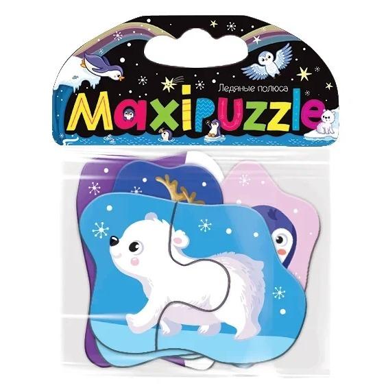 Пазл Maxi Ледяные полюса