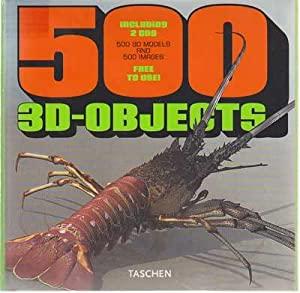 500 3D-Objects. 500 предметов в 3-х измерениях
