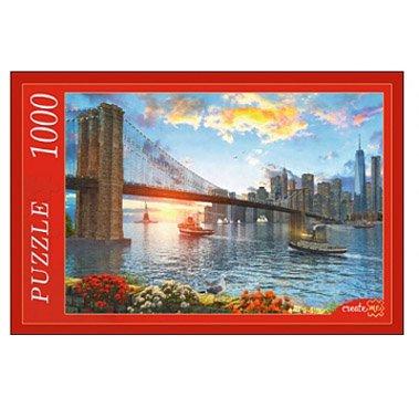Пазл 1000 Бруклинский мост