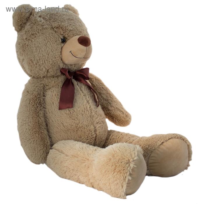 Мягконабивная TALLULA Медведь 100см бежевый