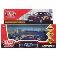 Машина Ford Mondeo спорт 12см металл, откр дв, багаж, инерц.