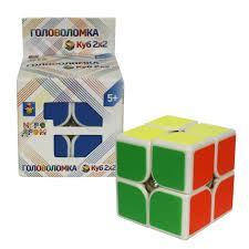 Игра Головоломка Куб 2х2 5см пласт