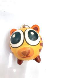 Антистресс Мммняшка squishy (сквиши) шарики-звери Тигр