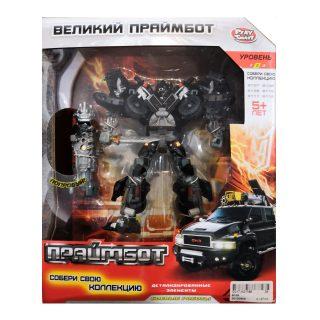 Трансформер Робот Машина пласт
