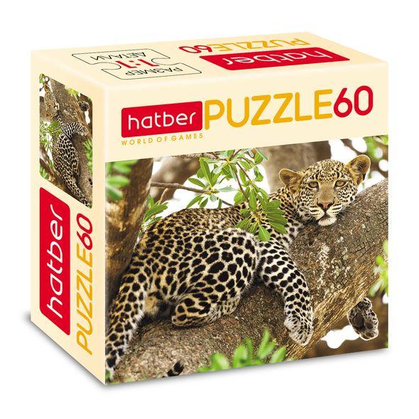 Пазл 60 Леопард