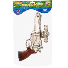 Водный пистолет Наше Лето револьвер