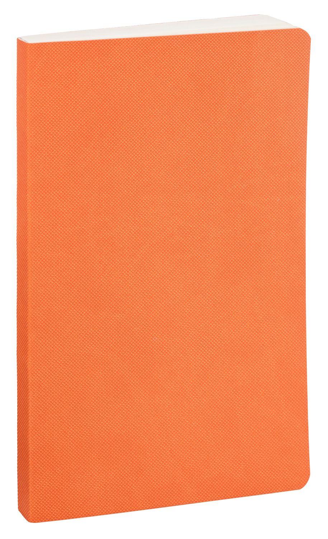 Зап. книжка А6 72л Nadir Оранжевый тонир. блок