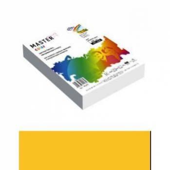 Бумага А4 цветная 50л оранжевый неон NEOOR 80г/м2
