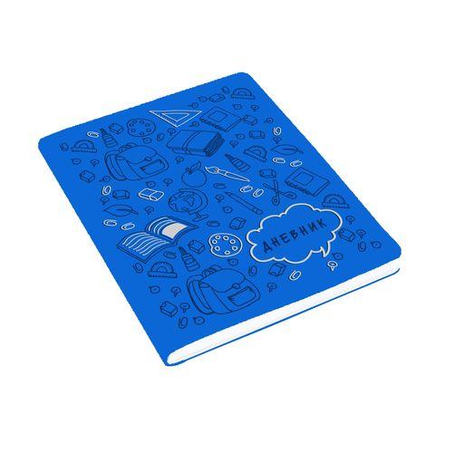 Дневник ст кл Ultrasoft. Школьный орнамент
