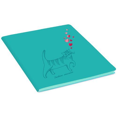 Дневник ст кл Ultrasoft. Любимый кот
