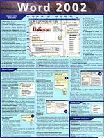 Word 2002 (раскладной лист)