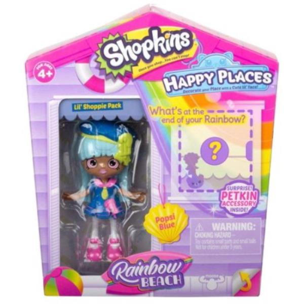 Кукла Shoppie Попси Блю