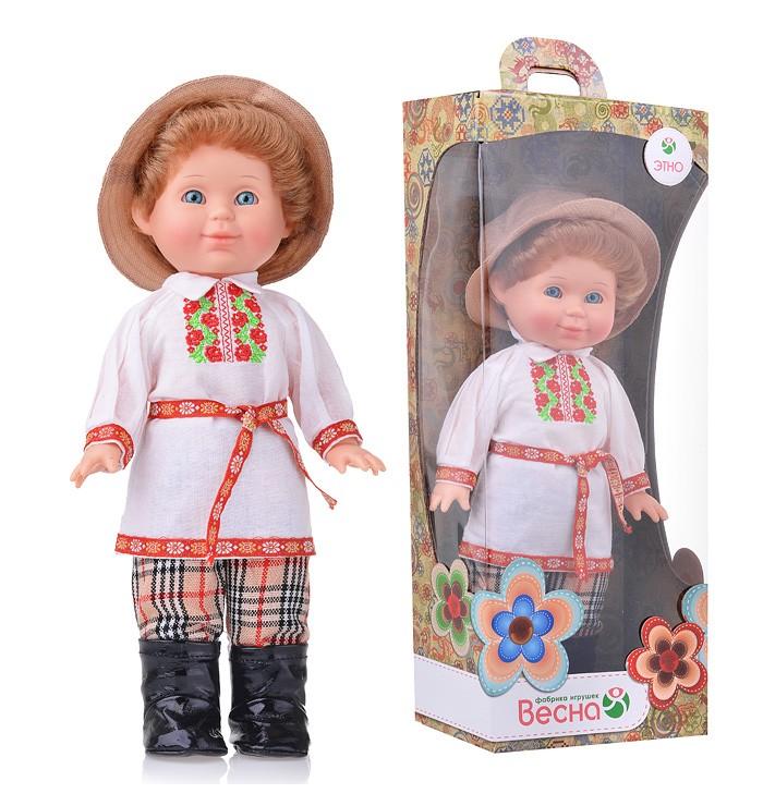 Кукла Митя в белорусском костюме озвуч.