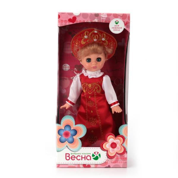 Кукла Эля Русская красавица
