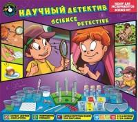 Набор для экспериментов Научный детектив