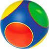 Мяч Классика 75мм грунтов. окр. вручную